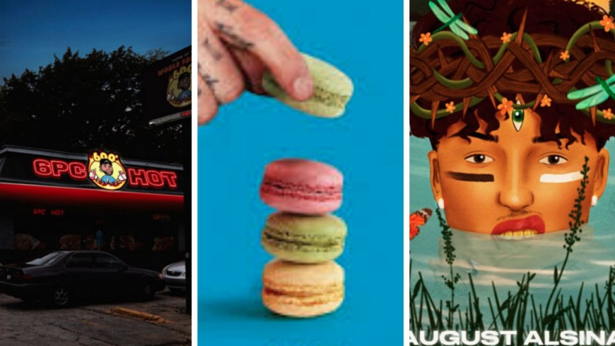 6LACK, DJ Weedim, August Alsina : les sorties de la semaine