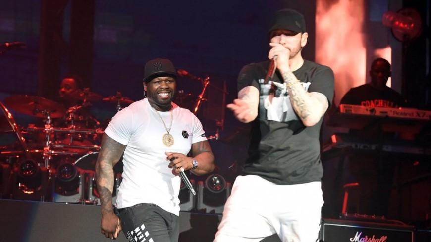 """50 Cent : """"Eminem est le meilleur rappeur au monde"""""""