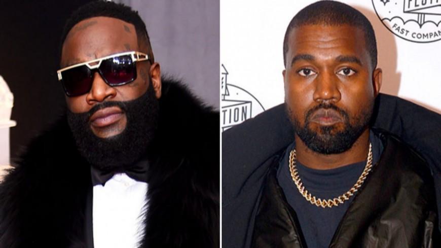 Kanye West : Rick Ross lui demande des explications