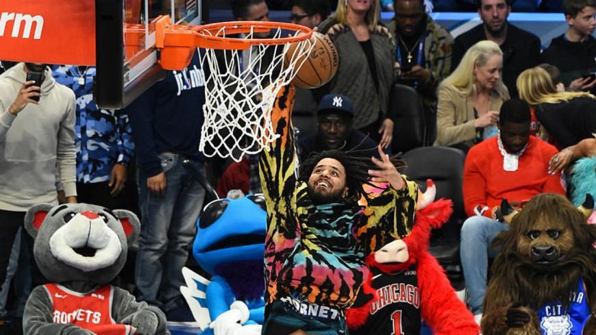 J. Cole a une chance en NBA selon un ancien joueur