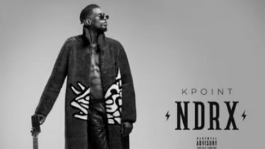 """Kpoint : le tracklisting de son album """"NDRX"""""""