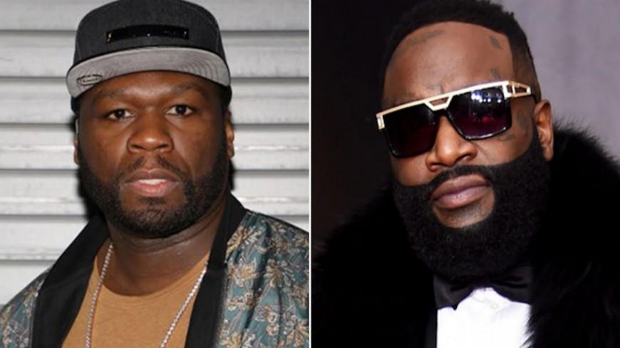 50 Cent trollé par Rick Ross