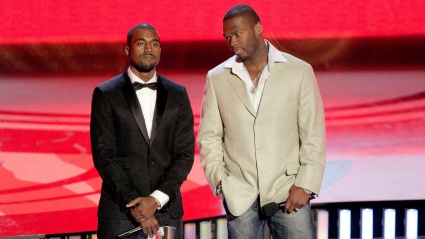50 Cent veut mettre Kanye West en prison !