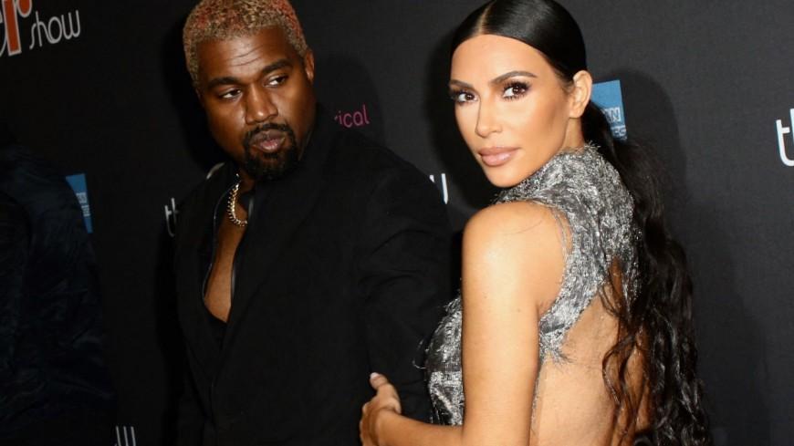 Kanye West malade du Covid-19, il a été soigné par Kim K !