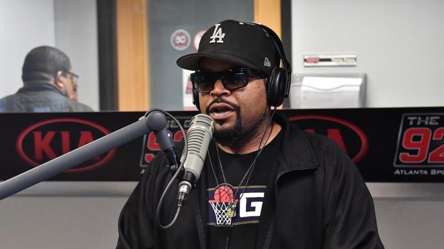 Ice Cube critiqué pour avoir collaboré avec Trump
