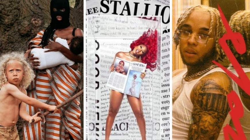 Kalash Criminel, Megan Thee Stallion, Zola : les sorties de la semaine