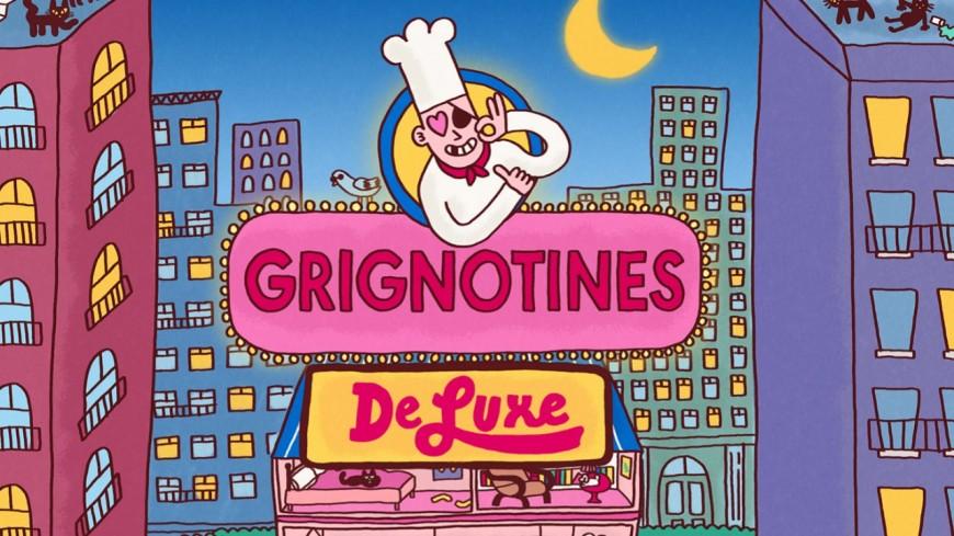"""FouKi nous fait saliver avec son album """"Grignotines Deluxe"""" !"""