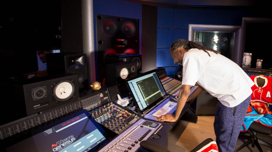 Un nouvel album de Snoop Dogg sortira en février!