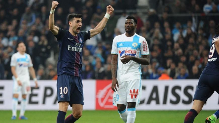 Quand un parisien reprend Tchikita pour se moquer de l'OM !