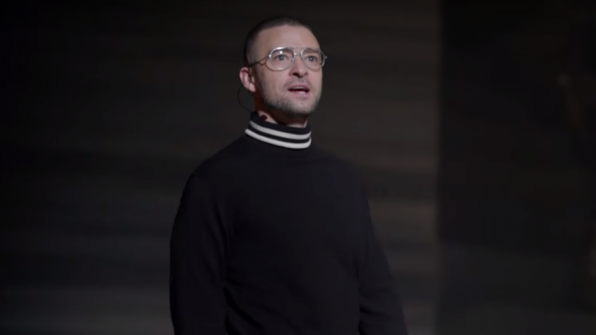 Justin Timberlake dévoile la tracklist de ''Man of the Woods