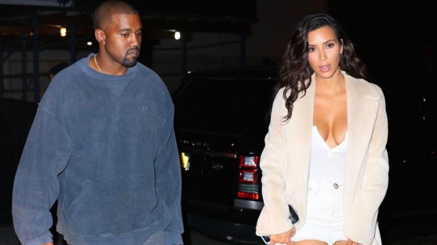 Kim Kardashian et Kanye vendent des sapes pour enfants !