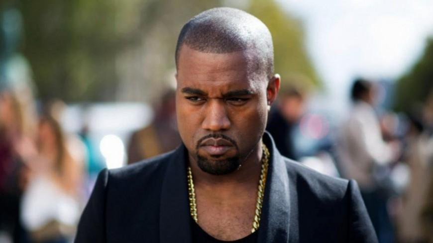Kanye West au sommet d'une montagne pour faire son album !