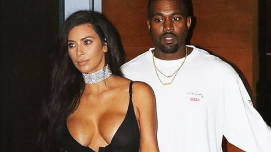 Le bébé #3 est en route — Kim Kardashian