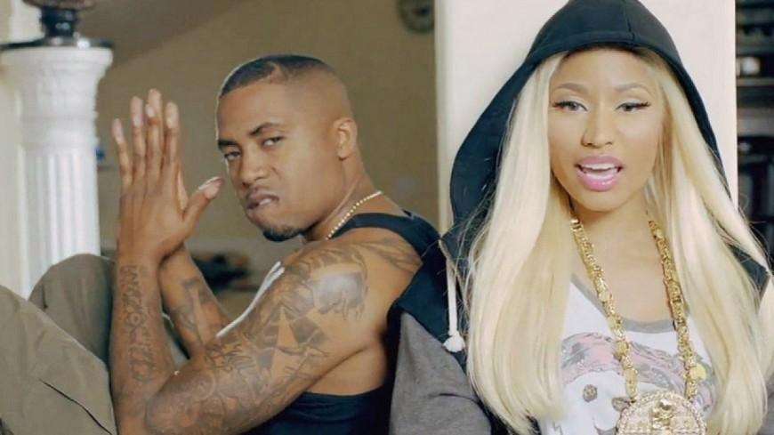 Nicki Minaj enceinte de Nas ?