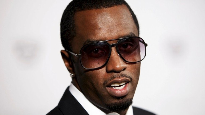P.Diddy expert en rognage photo !