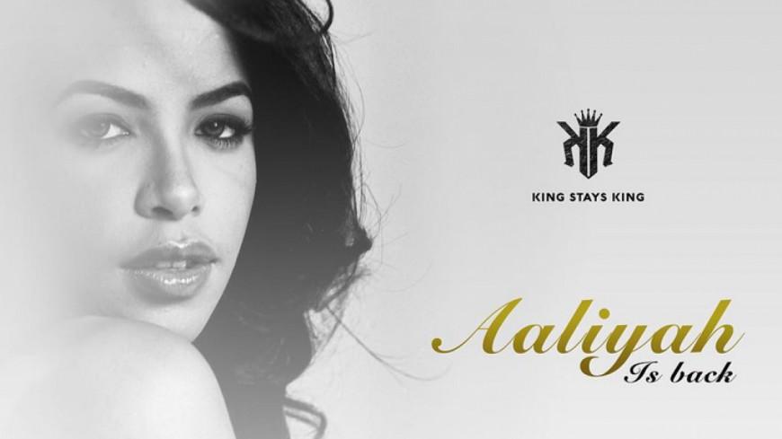 Timbaland sortira un inédit d'Aaliyah pour Noël !