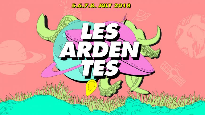 """Le festival """"Les Ardentes"""" nous offre une programmation de folie !"""