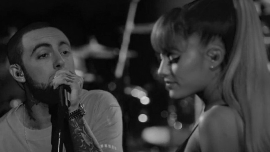 Un proche du rappeur Mac Miller défend Ariana Grande