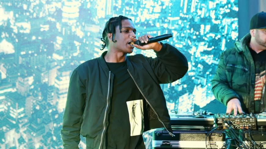 Et de trois pour A$AP Rocky !