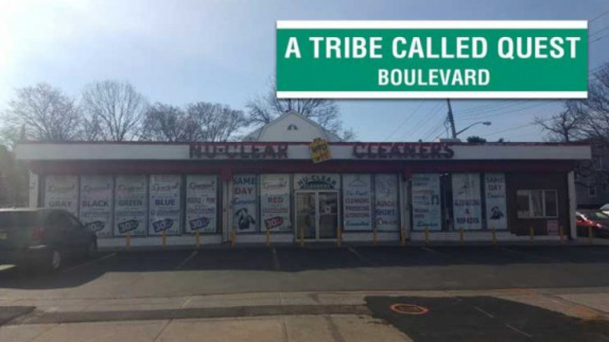 Bientôt une rue nommée ''A Tribe Called Quest'' grâce à une pétition ?