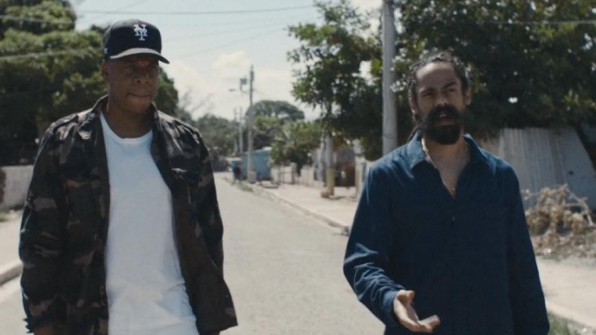 Jay-Z et Damian Marley en Jamaïque pour leur nouveau clip !