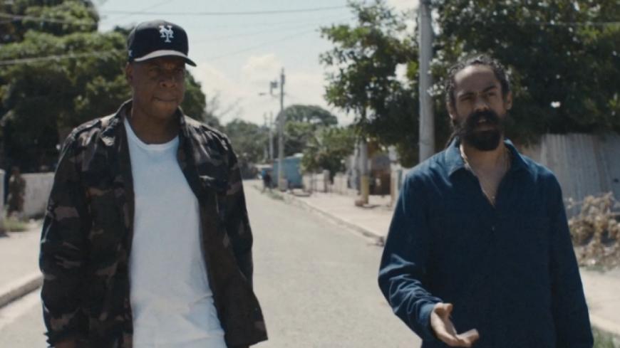« Bam », le nouveau clip de Jay-Z ft Damian Marley !