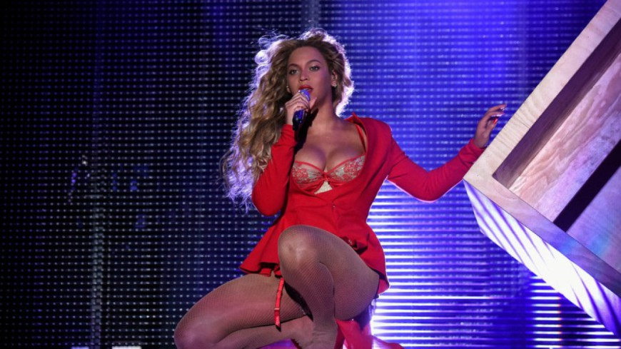 Beyoncé vous souhaite un joyeux Noël en petite tenue