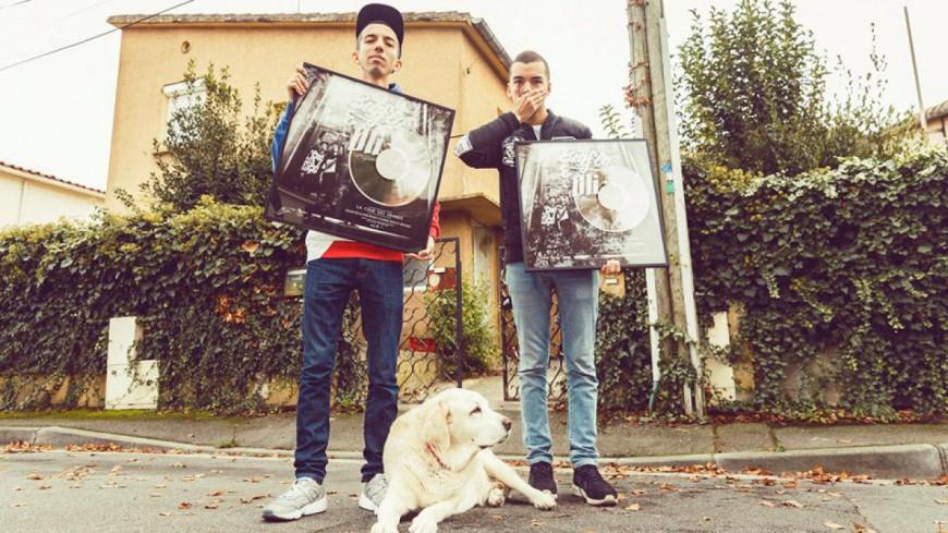 Bigflo et Oli ''disparaissent'' après leur disque de platine