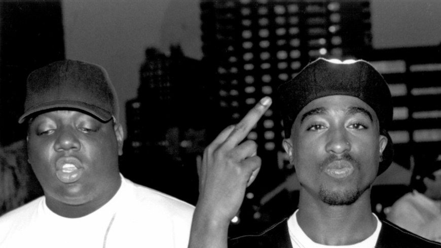 Le second trailer de la série ''Unsolved'' sur Notorious Big et Tupac !