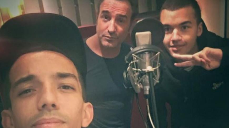 Bigflo et Oli en featuring avec Jean Dujardin?
