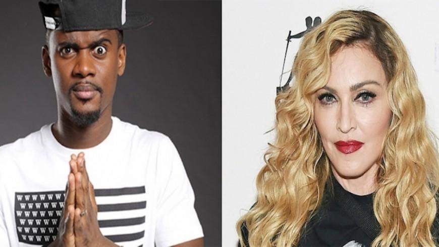 Quand Madonna poste une vidéo avec la musique de Black M !