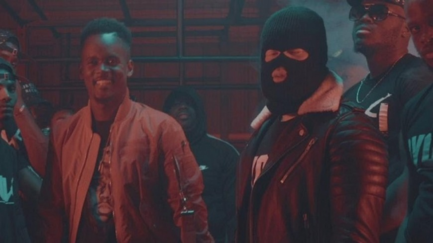 Black M et Kalash Criminel retournent le plateau de TPMP !