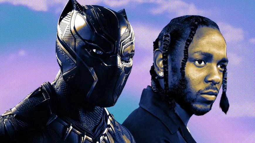 Kendrick Lamar dévoile la tracklist et la cover de ''Black Panther'' !