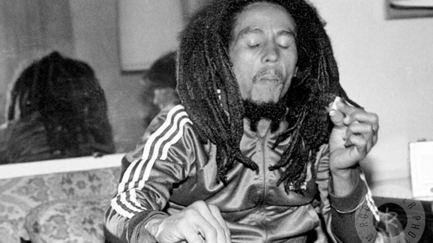 Adidas rend hommage à Bob Marley dans sa dernière collection !