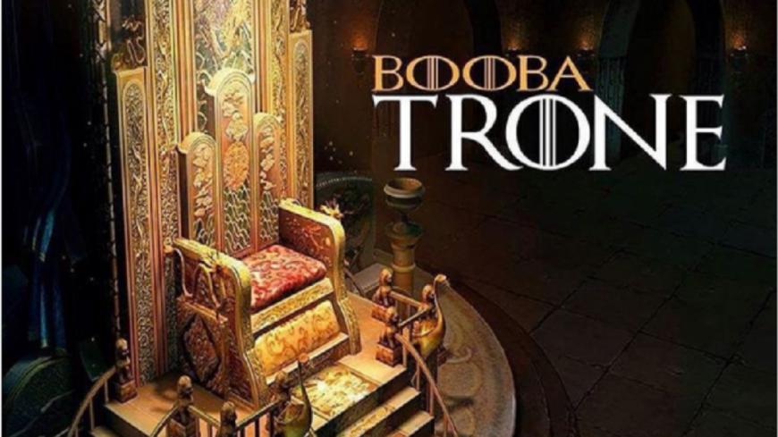 Booba dévoile un micro extrait de ''Trône'' !