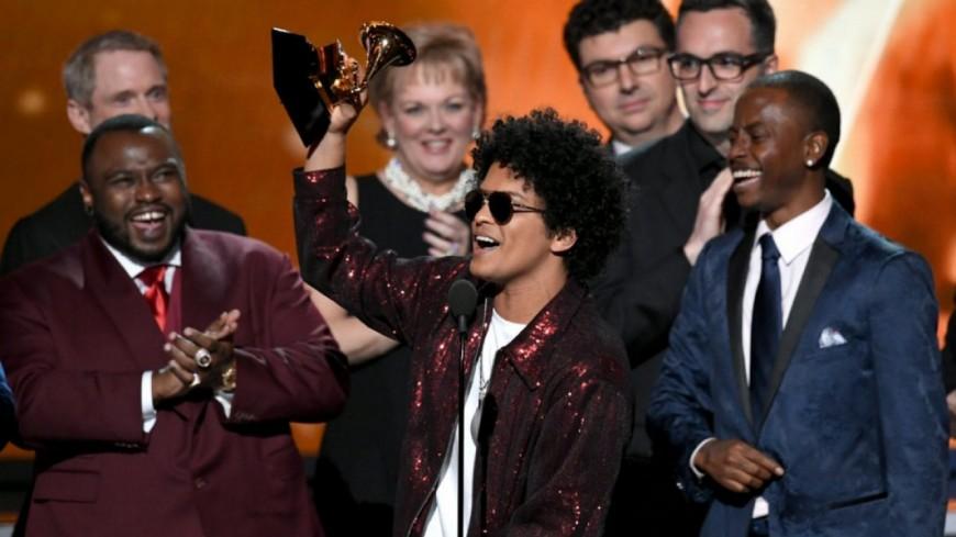 Bruno Mars et Kendrick Lamar dominent les Grammy !