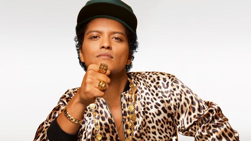Bruno Mars est au top !