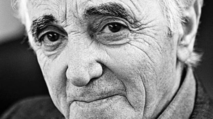 La légende Charles Aznavour est décédée aujourd'hui…