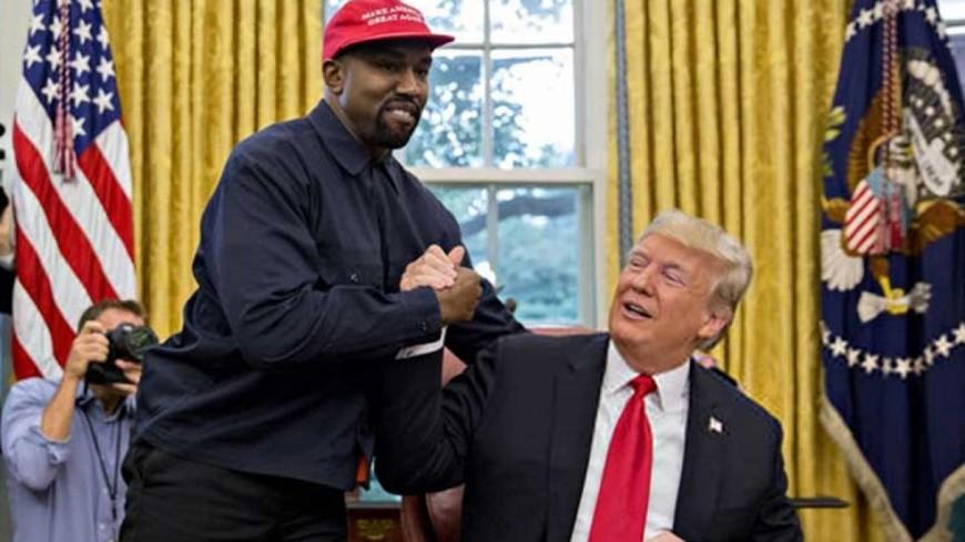 La bromance de Kanye West et Donald Trump semble repartie !