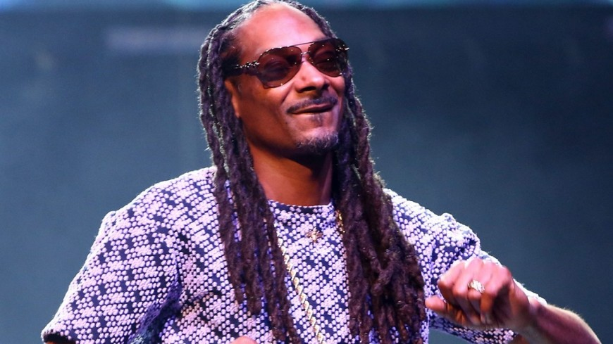 Snoop Dogg bientôt étoilé à Hollywood !
