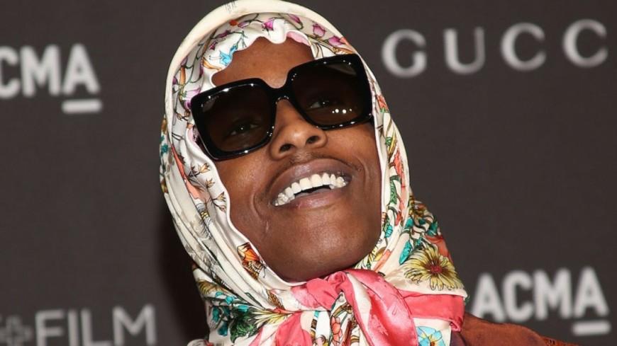A$AP Rocky balance un son inédit lors de ses concerts : ''Babushka'' !