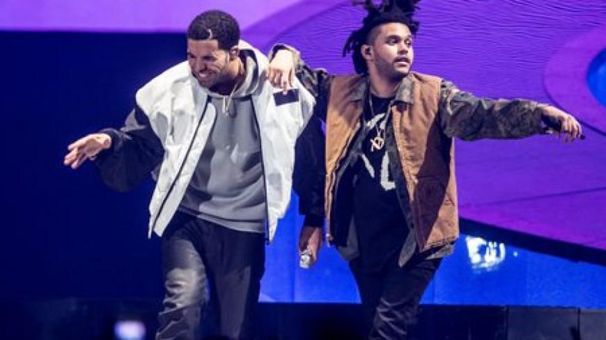 The Weeknd clashe Drake dans un nouveau son !