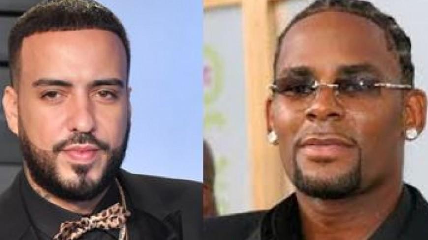 Affaire R.Kelly : son label lui interdit temporairement de sortir de la musique et French Montana prend sa défense !