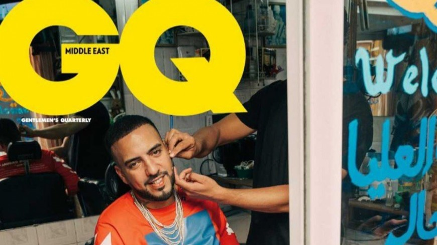 French Montana défend le statut d'immigré dans le GQ Middle East !