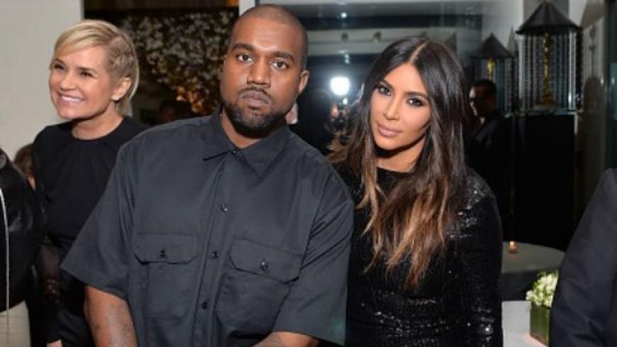 Kanye West en pleine thérapie accompagné de sa femme !