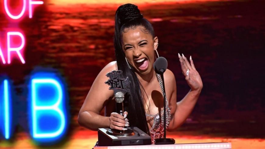 Cardi B et Kendrick Lamar raflent tout aux BET Hip-hop Awards 2017 !