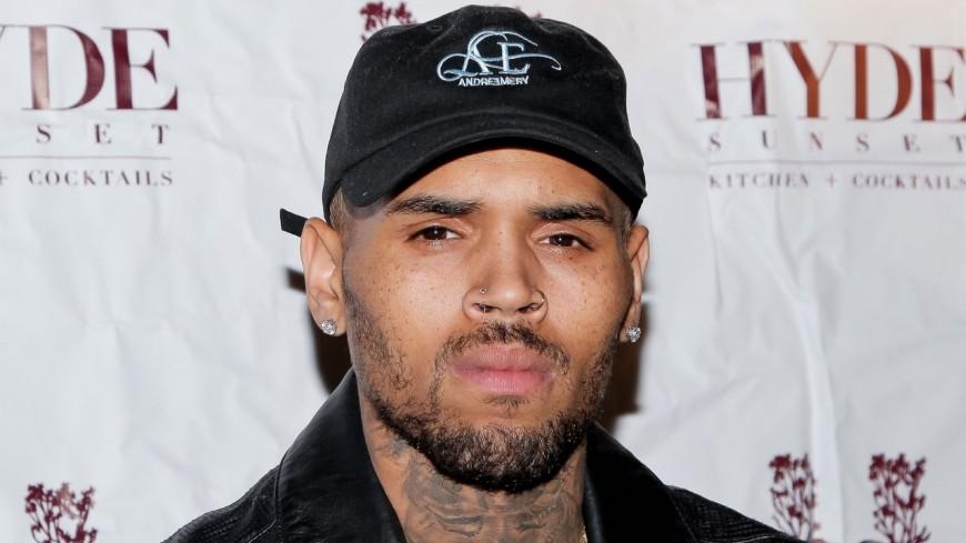 Le nouveau freestyle de Chris Brown en direct d'un lieu particulier !