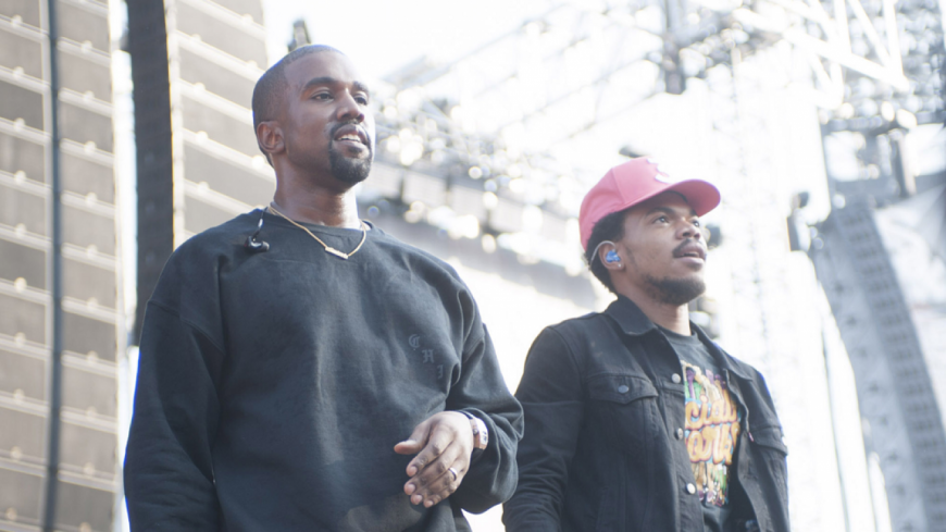 Chance the Rapper confirme sa collaboration avec Kanye West  !