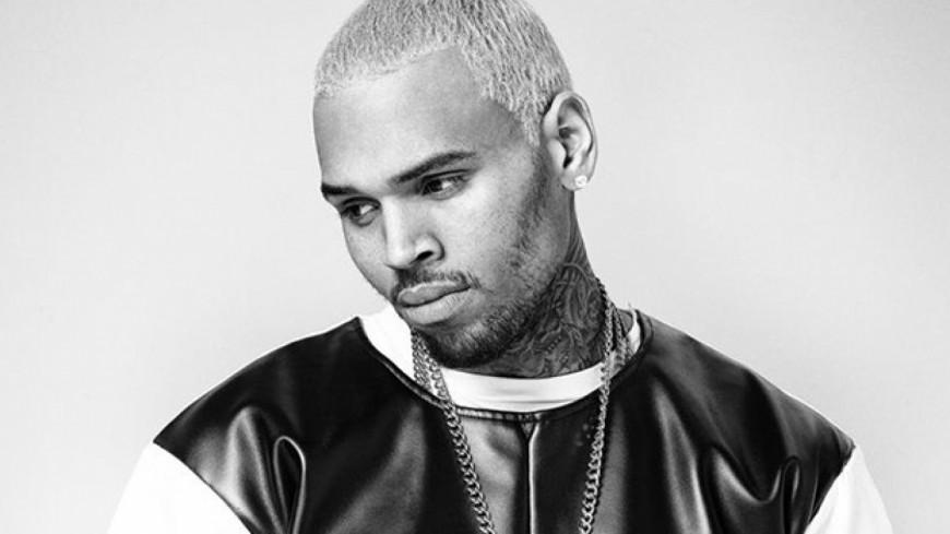 Chris Brown détient plus de 800 morceaux inédits dans son téléphone !