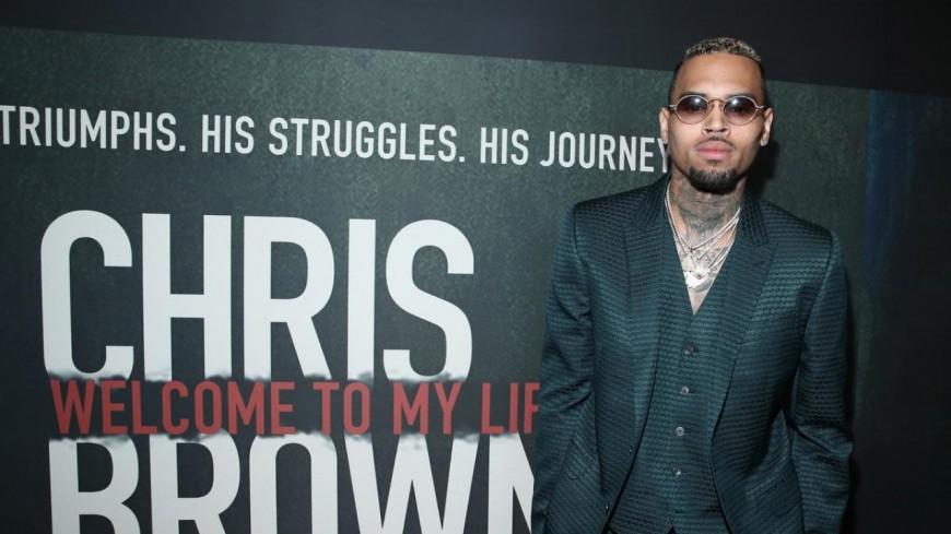 Chris Brown a vendu 74,5 millions de singles et d'albums en 2017!
